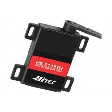 Hitec HS-7115TH - HV Digital Ti Gear Slim Wing Servo