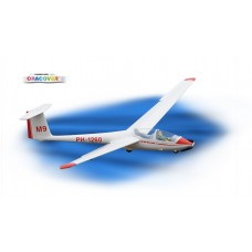 ASK-21 ELECTRIC 3200 ARF 1/5 SCALE