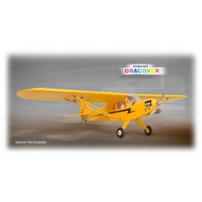 Piper J-3 Cub GP/EP SIZE .46-.55 SCALE 1:5 ARF