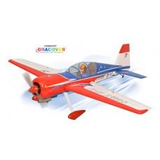 YAK54 MK2 GP/EP size 1.20/20cc SCALE 1:4 ¾ ARF